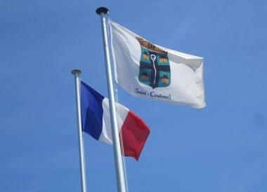 Saint-Coulomb, Saint Columbanus Trail Bangor Northern Ireland to Bobbio